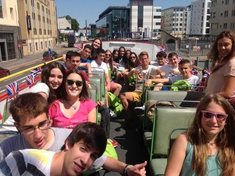 Excursión en Bristol