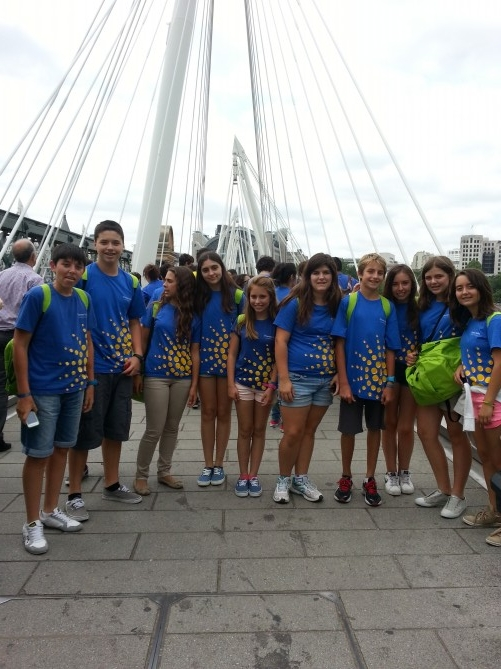 3ª. visita a Londres