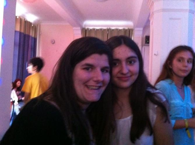 Alumnas de Tec en Epsom