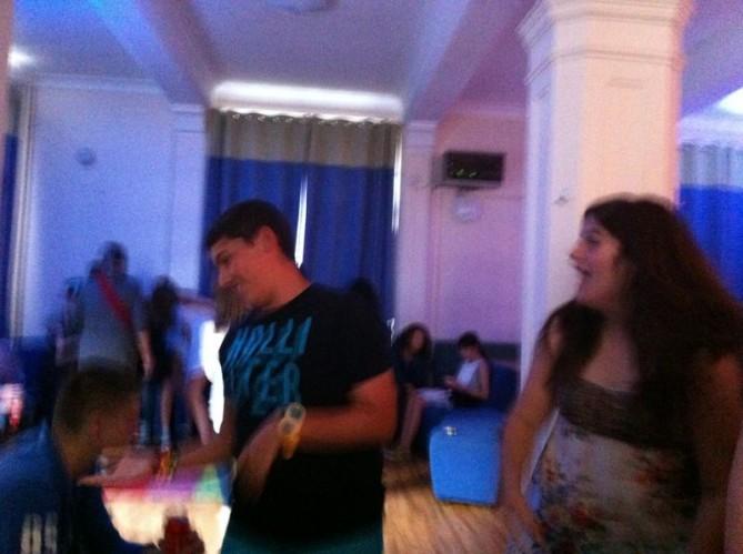 Noche de Disco en Epsom