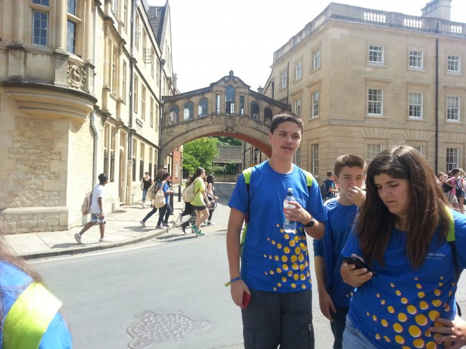 Excursion a Oxford