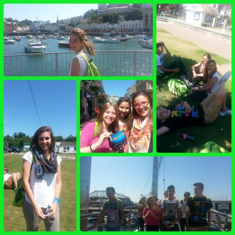 Excursión a Torquay