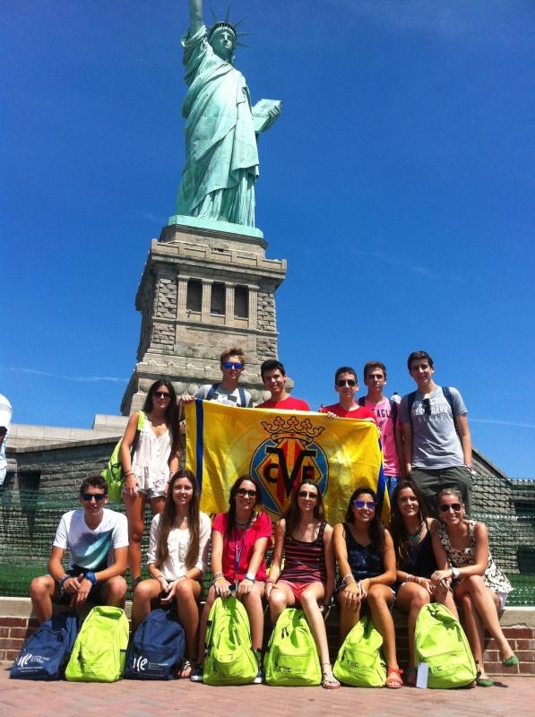 La Estátua de la Libertad Nueva York
