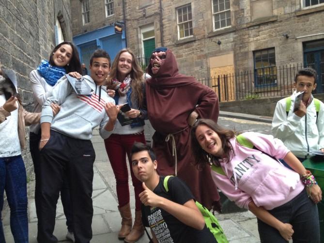 Excursión en Edimburgo