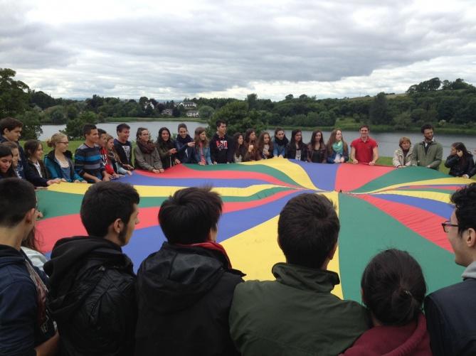Juegos y excursiones en Edimburgo
