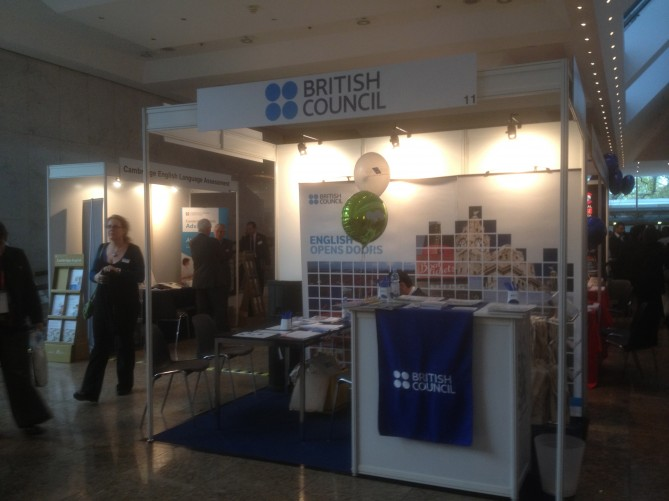 British Council en ICEF Berlin