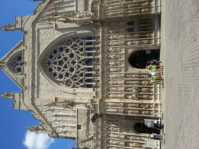 Visita a la Catedral de Exeter