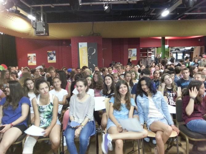 Público del show