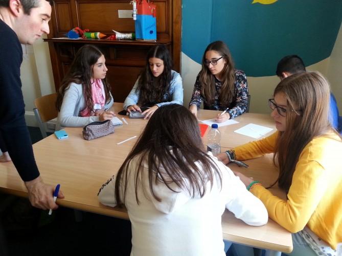 TEC in MacKenzie school of english