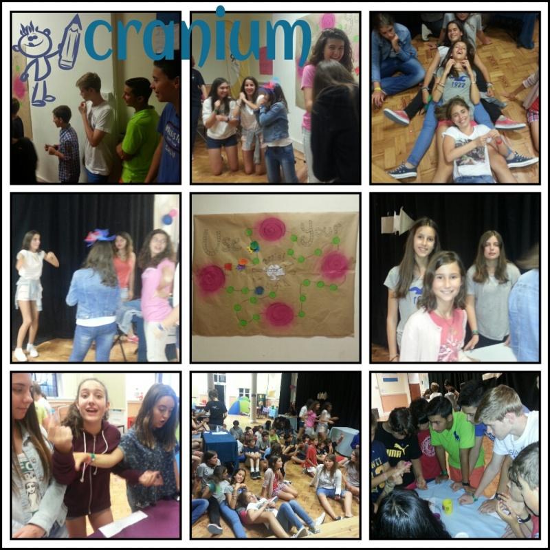 Nuestros alumnos/nas de TEC diomes en las actividades del Trinity School en Treignmouth y excursi'on a Plymouth