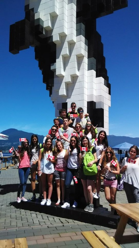De excursión en Vancouver