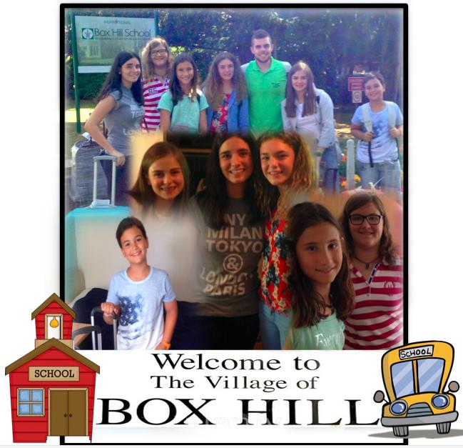 Box Hill Arrival