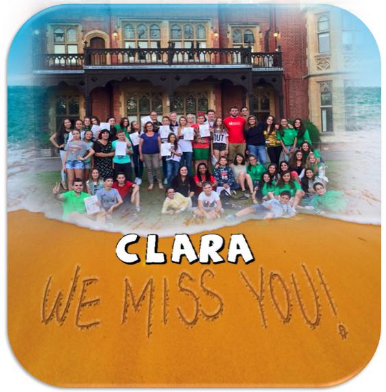 Clara miss you