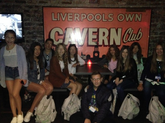 Visita en The Cavern Club