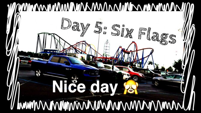 Tec Idiomes en Six Flags