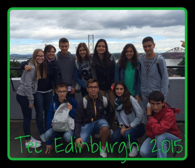 Tec Idiomes en Edimburgo