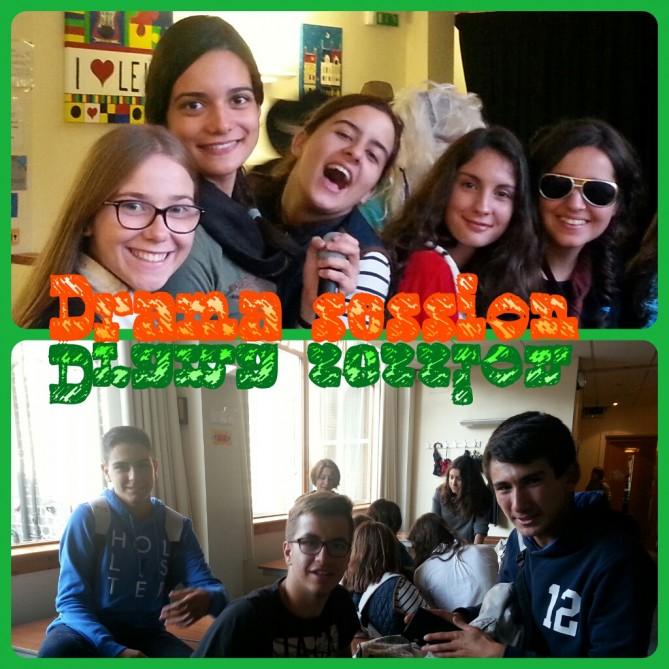 Drama Session
