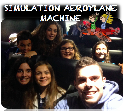 Simulation Aeroplane Machine