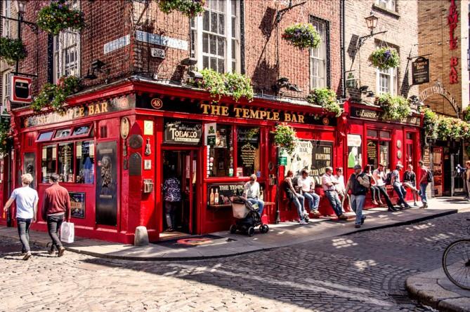 Estudiar inglés en Dublín, curso inglés Dublín