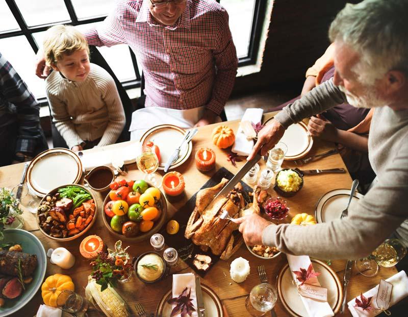 thanksgiving day, como celebrar el dia de accion de gracias