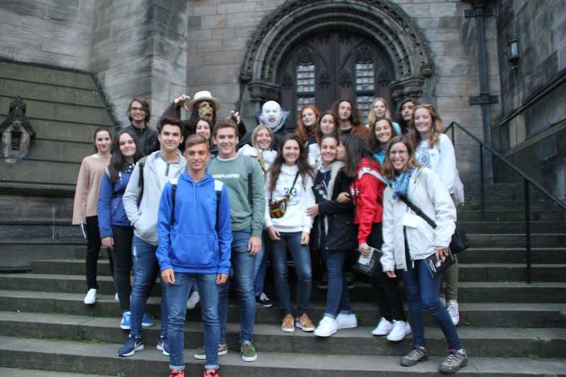 Descubriendo la esencia de Edimburgo.