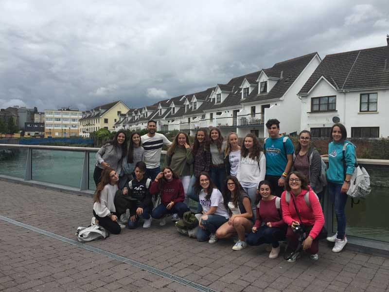 #TECLife primeros días en Waterford
