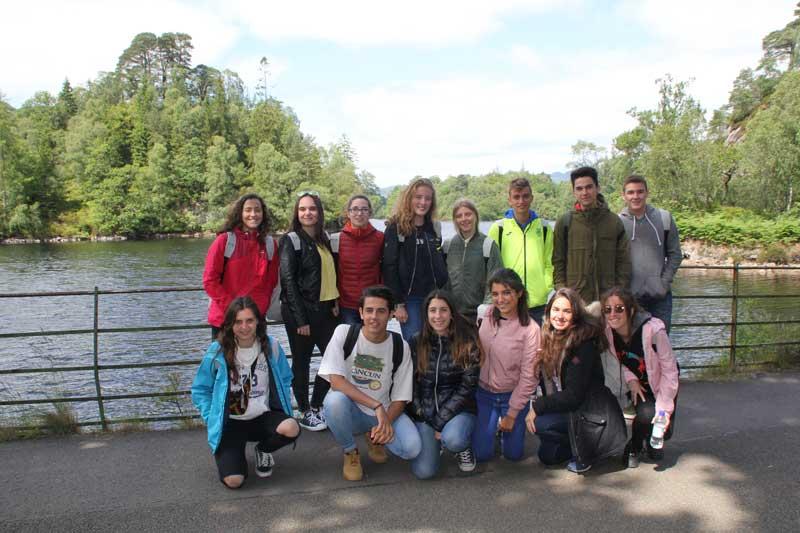 #TECLife Primera Semana Edimburgo