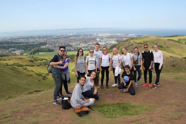 #TECLife última semana en Edimburgo