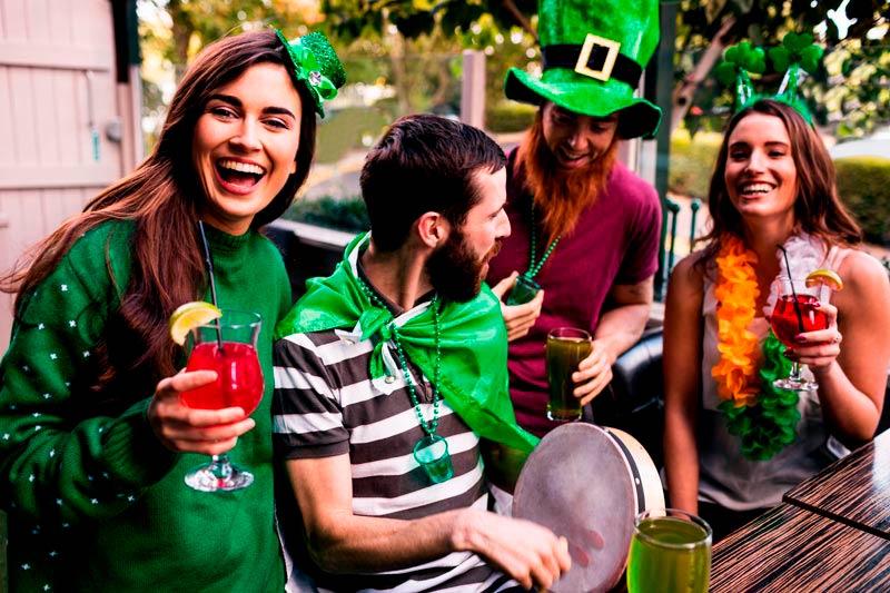 cómo y por qué se celebra san patricio, Saint Patricks