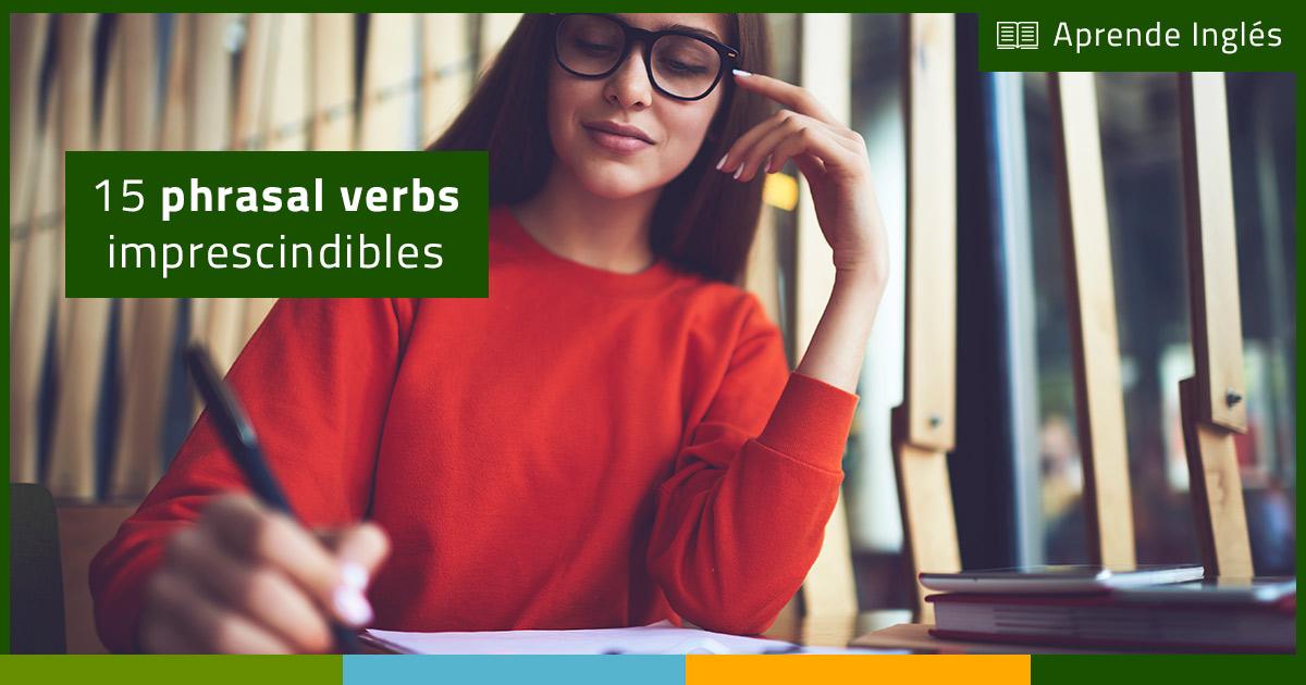 phrasal verbs más usados