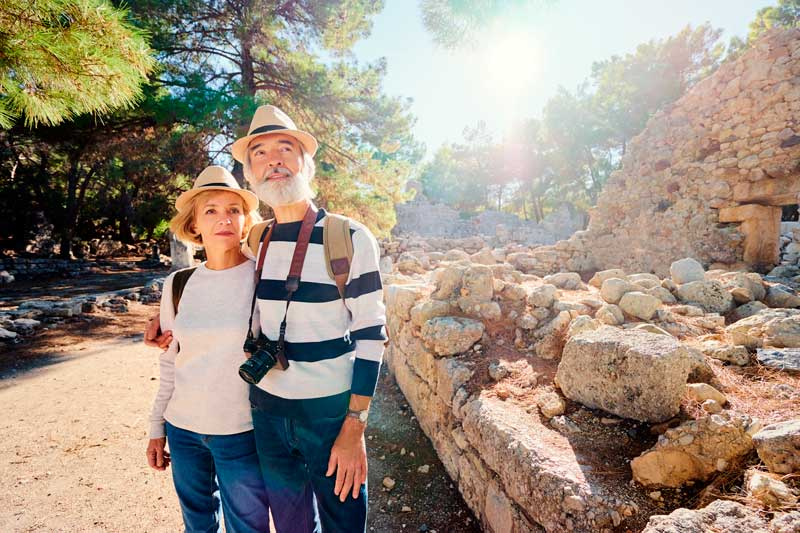 Viajes en pareja para aprender inglés