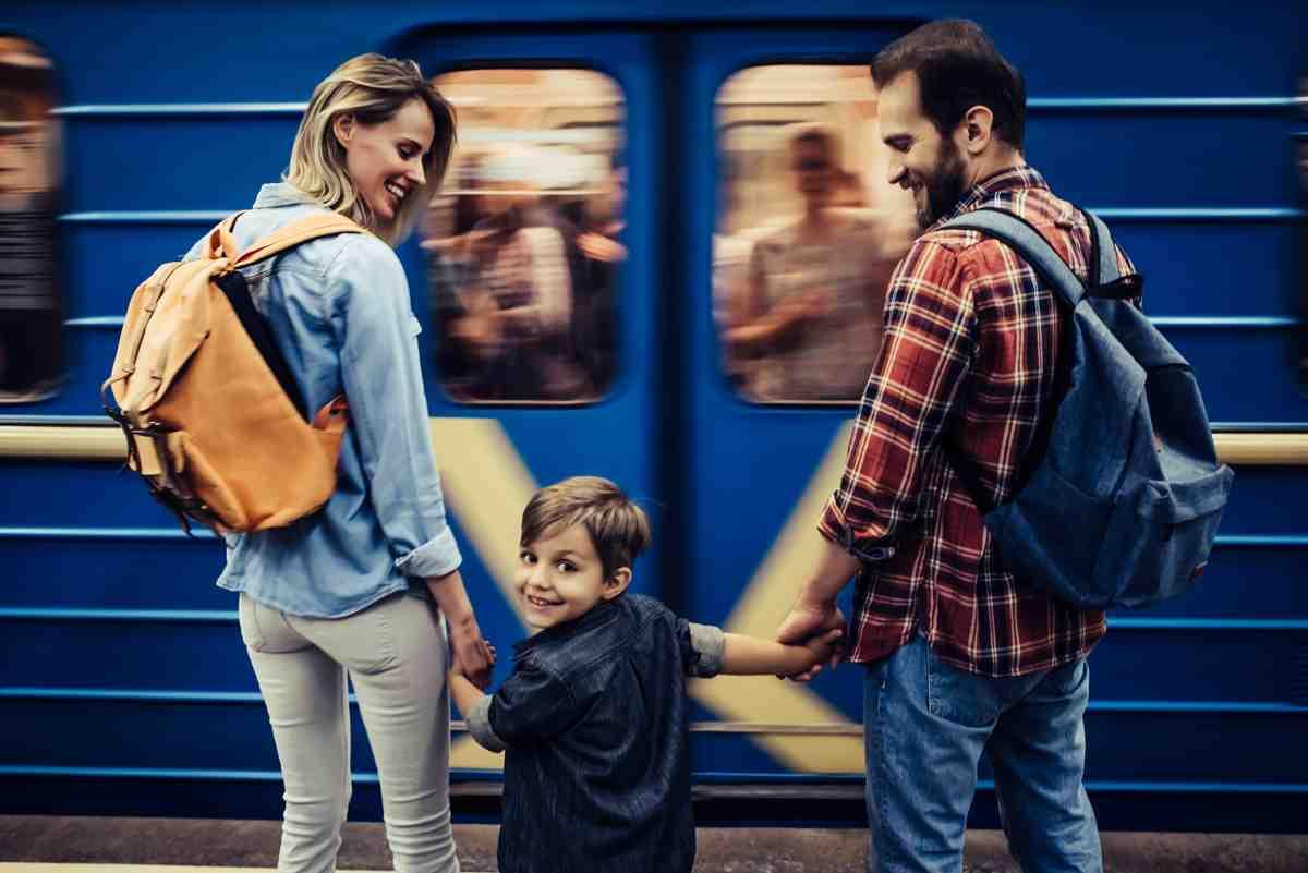 viaje en familia para aprender inglés