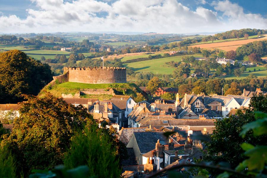 vacaciones en Devon aprender inglés en familia