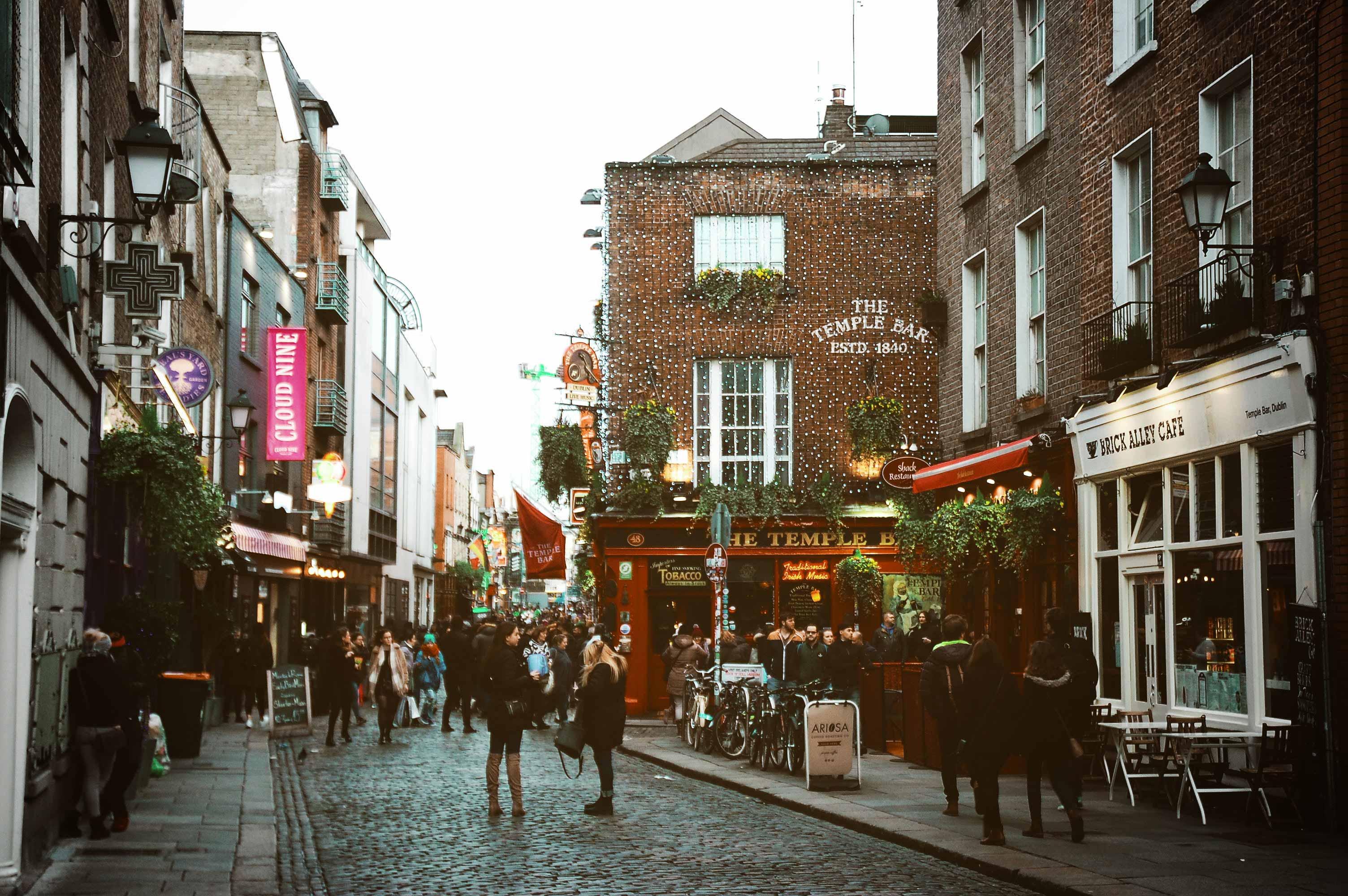 año academico en Irlanda