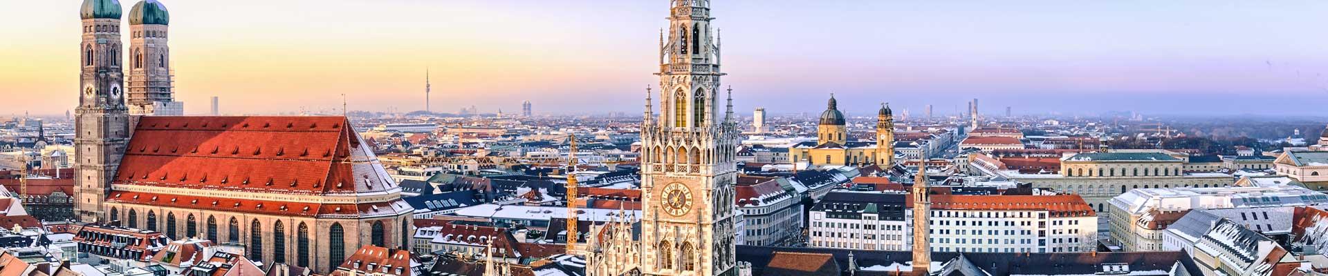 Cursos de Alemán en Munich