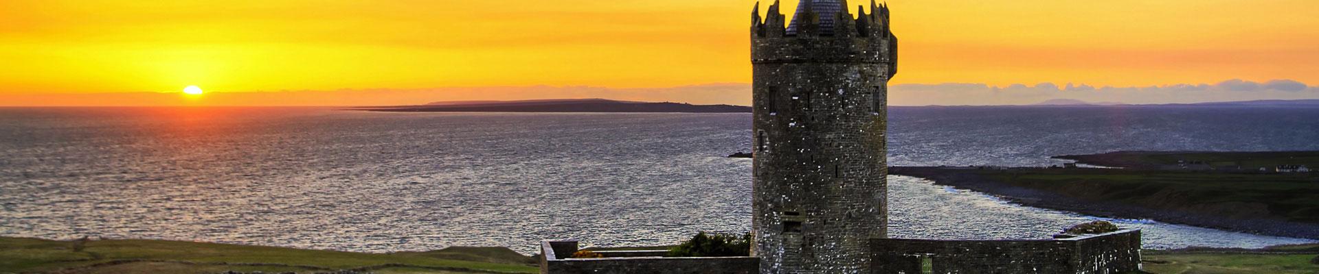 Campamentos de inmersión lingüística en Irlanda