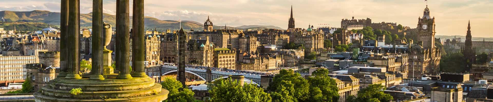 Edimburgo en Residencia